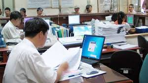 Thông báo kết quả thi nâng ngạch công chức được quy định ra sao?