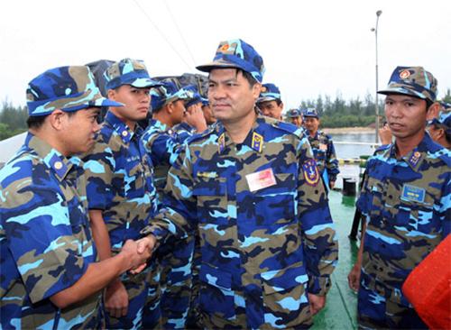 Nội dung kiểm tra, kiểm soát của Cảnh sát biển Việt Nam dừng tàu thuyền để kiểm tra, kiểm soát