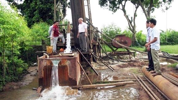 Hành nghề khoan nước dưới đất khi giấy phép đã hết hạn bị phạt bao nhiêu?