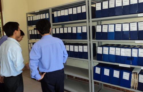 Lưu giữ hồ sơ bao thanh toán