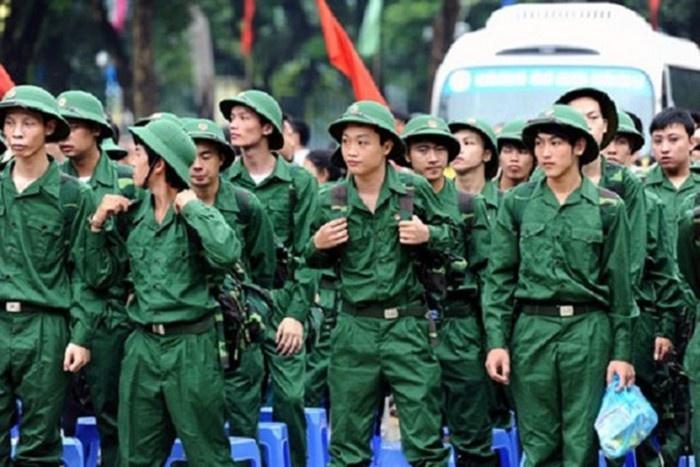 Mới học hết lớp 7 có phải đi nghĩa vụ quân sự không?
