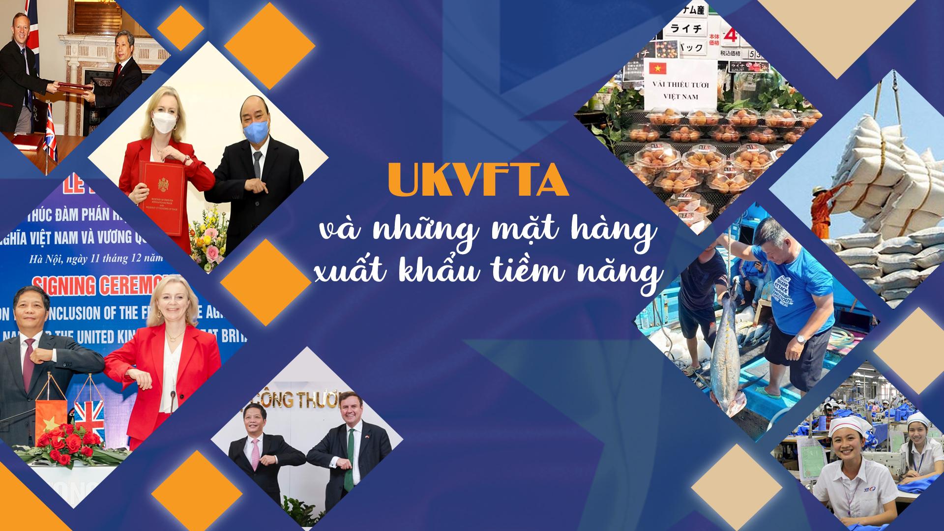 Hạn mức linh hoạt đối với nguyên liệu không đáp ứng tiêu chí xuất xứ trong UKVFTA?