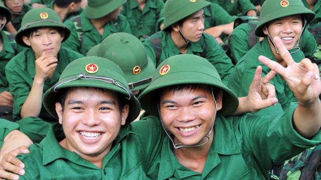 Không về kịp để sơ tuyển nghĩa vụ quân sự thì có bị phạt không?