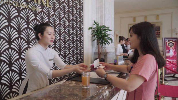 Được sử dụng những giấy tờ nào để thuê phòng khách sạn?