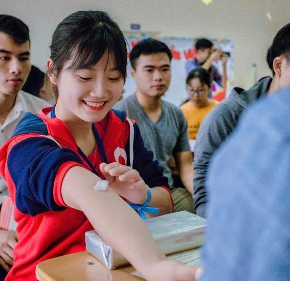Hiến 250ml máu tình nguyện được hỗ trợ bao nhiêu tiền?