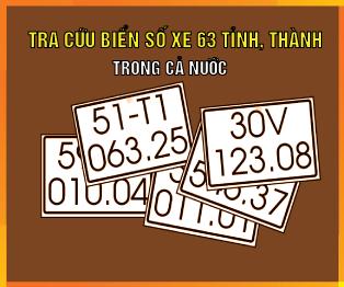 Ký hiệu biển số xe ô tô - mô tô tỉnh An Giang là gì?