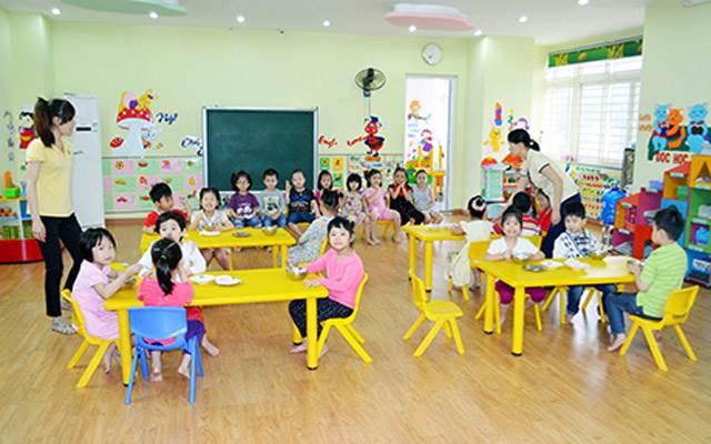 Phân cấp quản lý nhà nước đối với nhà trường, nhà trẻ, nhóm trẻ, lớp mẫu giáo độc lập