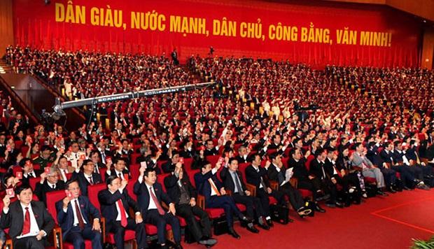 Trình tự thực hiện quy trình nhân sự cấp ủy và số dư đại hội đảng bộ các cấp
