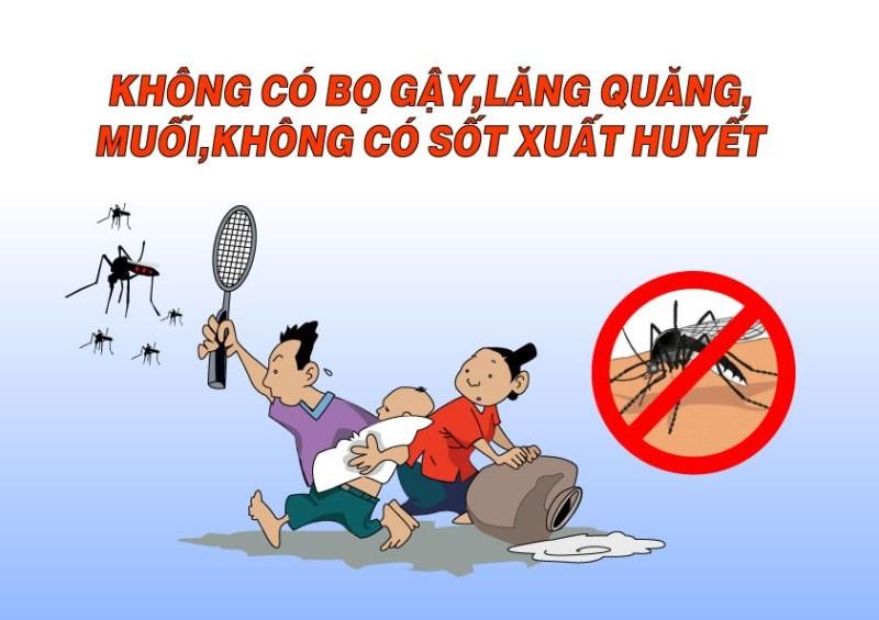 Giám đốc Sở Y tế các tỉnh, thành phố có trách nhiệm gì trong phòng, chống bệnh sốt xuất huyết?