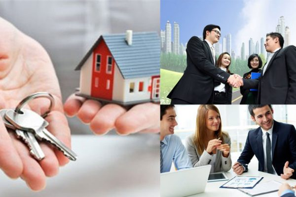 Môi giới bất động sản có phải là kinh doanh bất động sản?