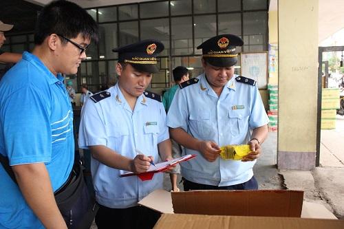 Tạm dừng hoạt động của địa điểm kiểm tra giám sát hải quan tập trung đối với hàng hóa chuyển phát nhanh