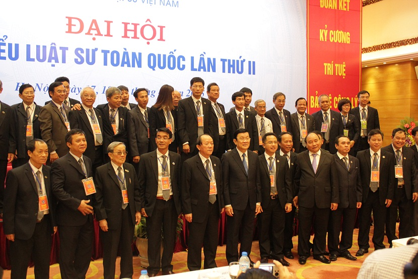 Quy định về đại hội luật sư của Đoàn luật sư và đại hội đại biểu luật sư toàn quốc của Liên đoàn luật sư Việt Nam