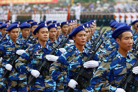 Nguyên tắc tiến hành các biện pháp trong phòng, chống mua bán người của Bộ đội Biên phòng và Cảnh sát biển