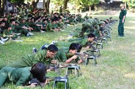 Nội dung chương trình giáo dục quốc phòng và an ninh lớp 11