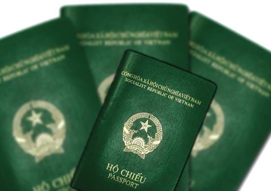 Các giấy  tờ dùng để làm căn cứ cấp, sửa đổi, bổ sung hộ chiếu cho người Việt Nam tại nước ngoài
