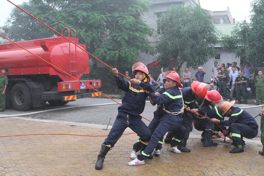 Chế độ tiếp nhận và xử lý tin báo về cứu nạn, cứu hộ