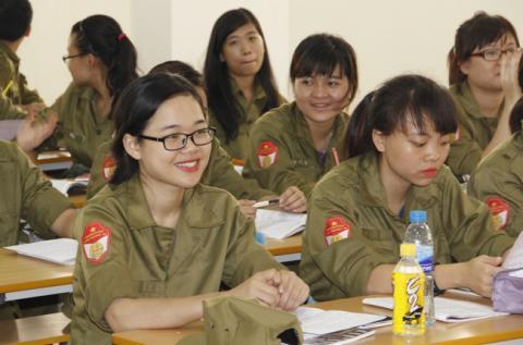 Mức học phí tại trung tâm giáo dục quốc phòng và an ninh được quy định như thế nào?