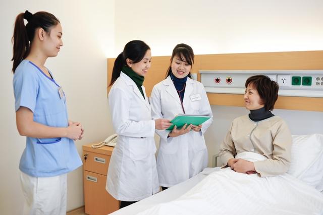Yêu cầu chung đối với khu Điều trị nội trú của bệnh viện quận huyện