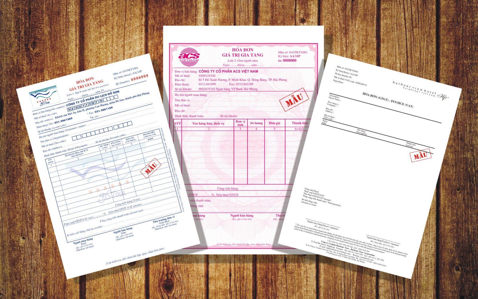 Yêu cầu đối với công chức kiểm tra hóa đơn