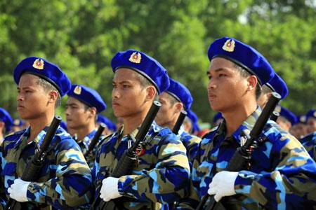 Thẩm quyền xử lý kỷ luật của tư lệnh cảnh sát biển Việt Nam