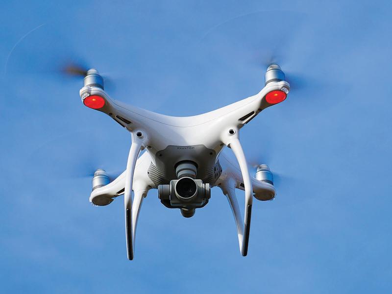 Chơi Flycam có phải xin cấp phép?