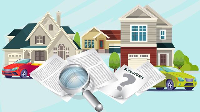 Kết luận và xử lý trong xác minh lại tài sản, thu nhập của cán bộ, công chức
