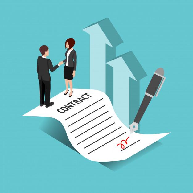 Hợp đồng đặt hàng sản xuất và cung ứng sản phẩm, dịch vụ công ích quản lý, bảo trì công trình đường bộ gồm những nội dung nào?