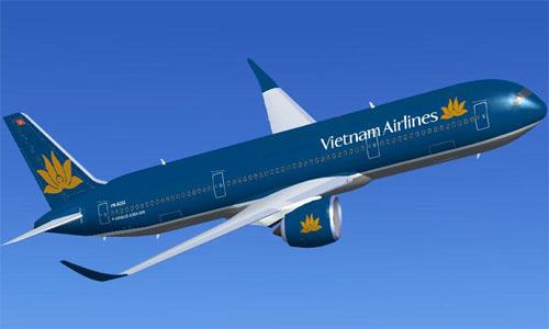 Sơn quốc kỳ hình vuông lên máy bay có bị xử phạt không?