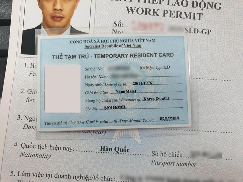 Thẻ tạm trú của NLĐ nước ngoài có thời hạn bao lâu?