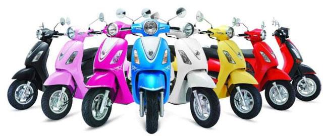 Xe gắn máy là gì?