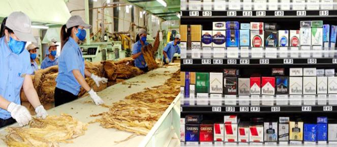 Sản xuất, nhập khẩu thuốc lá vào Việt Nam không ghi nhãn, in cảnh báo sức khỏe trên bao bì bị xử lý ra sao?
