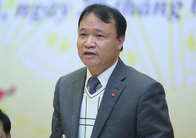 Thứ trưởng Bộ Công thương báo cáo Bộ trưởng những vấn đề gì?
