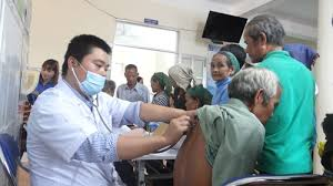 Lấy và tiếp nhận mẫu bệnh phẩm trong khám bệnh, chữa bệnh