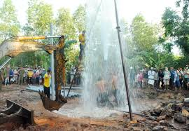 Thi công khoan khai thác nước dưới đất không đăng ký bị phạt bao nhiêu?