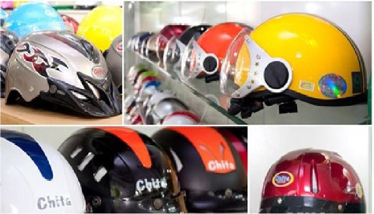 Trách nhiệm của tổ chức, cá nhân sản xuất, kinh doanh về việc sử dụng thống nhất dấu chất lượng đối với mũ bảo hiểm cho người đi mô tô, xe máy