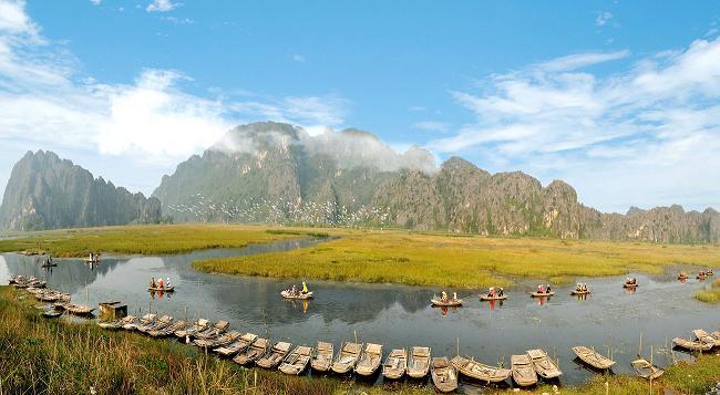 Quy định của phân khu khu bảo vệ nghiêm ngặt trong khu bảo tồn đất ngập nước