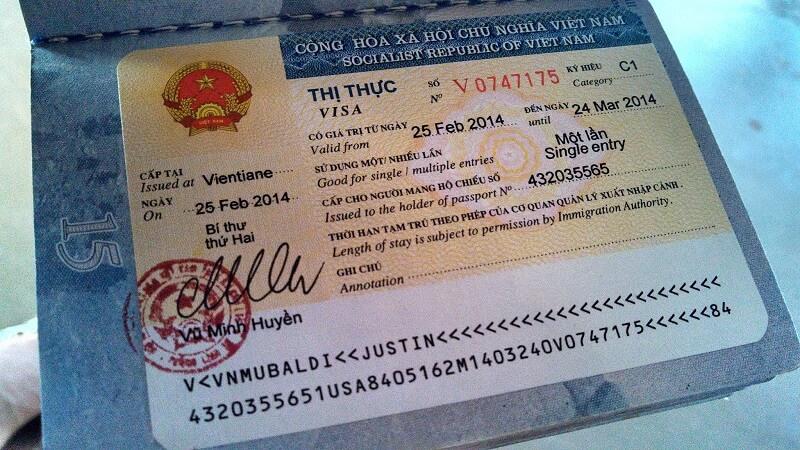 Hồ sơ pháp lý cho người nước ngoài xin visa thị thực lao động tại Việt Nam