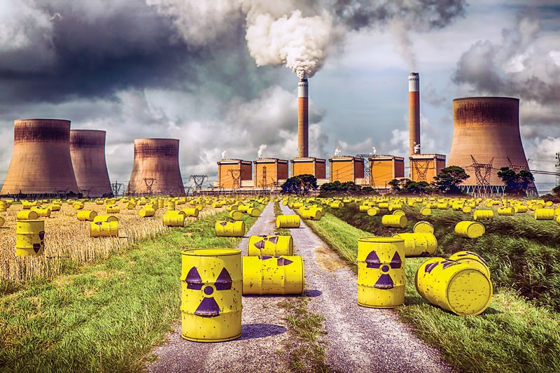 Thông tin về cơ sở, khu vực xung quanh trong kế hoạch đảm bảo an ninh nguồn phóng xạ