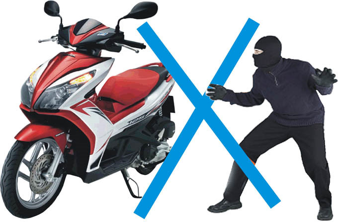 Cần làm gì khi mua nhằm xe ăn trộm?