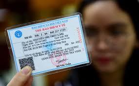 Thẻ BHYT ghi địa chỉ công ty có đúng không?