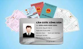Thủ tục Cấp thẻ căn cước công dân khi chưa có thông tin trong cơ sở dữ liệu quốc gia về dân cư