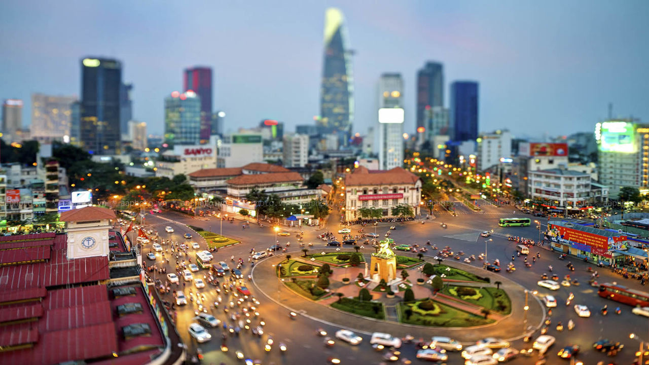 Giới hạn khu vực nội đô thành phố Hồ Chí Minh được quy định như thế nào?