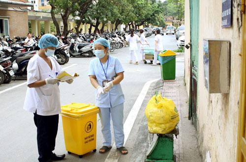 Chất thải y tế nguy hại không lây nhiễm bao gồm những chất thải nào?