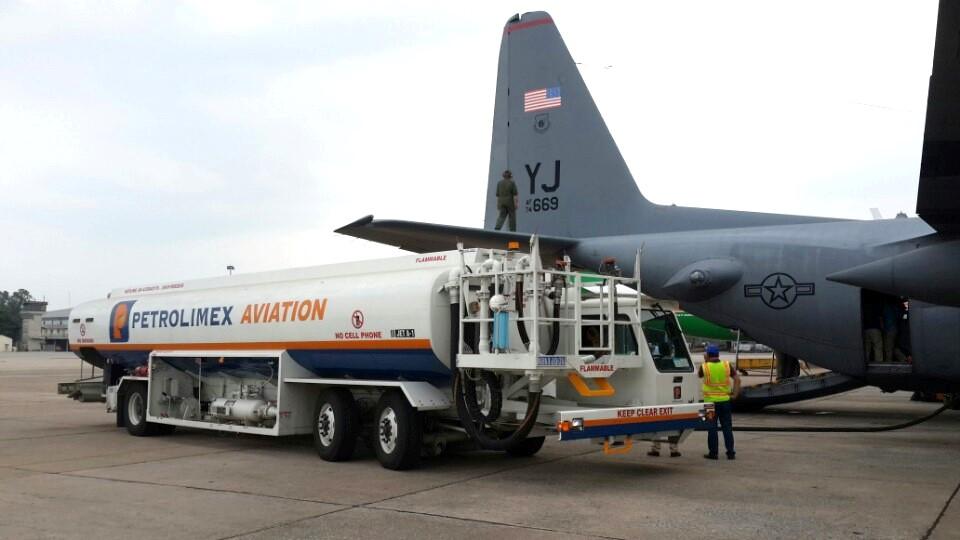 Bể chứa nhiên liệu hàng không dự định tái sử dụng