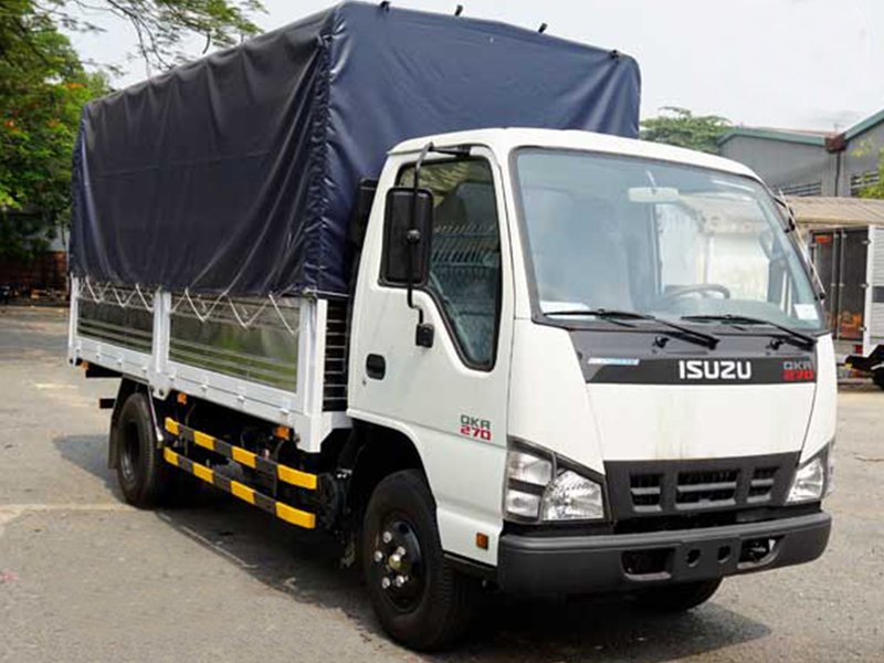 Xe tải gia đình có gắn phù hiệu không?