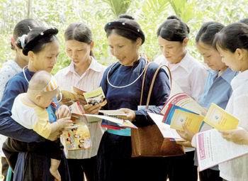 Nội dung hoạt động Dân số - Kế hoạch hóa gia đình trong dự án Dân số và phát triển
