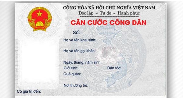 Con dấu trên Thẻ Căn cước công dân là con dấu của cơ quan nào?