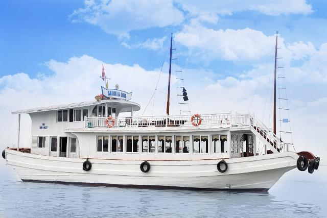 Tàu thủy lưu trú du lịch ngủ đêm là gì?