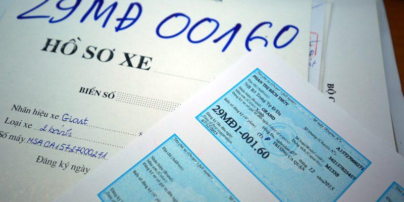 Không làm thủ tục đăng ký sang tên xe máy khi mua lại bị phạt bao nhiêu?