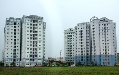 Quy định về hình thức đầu tư xây dựng nhà ở để phục vụ tái định cư tại Việt Nam